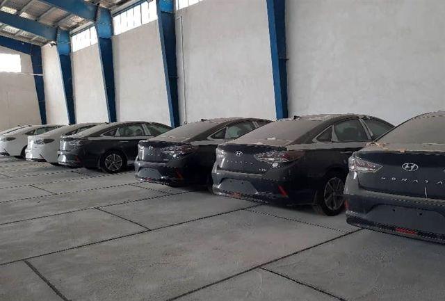 جریمه ۹ میلیارد ریالی برای قاچاقچی خودرو خارجی در همدان