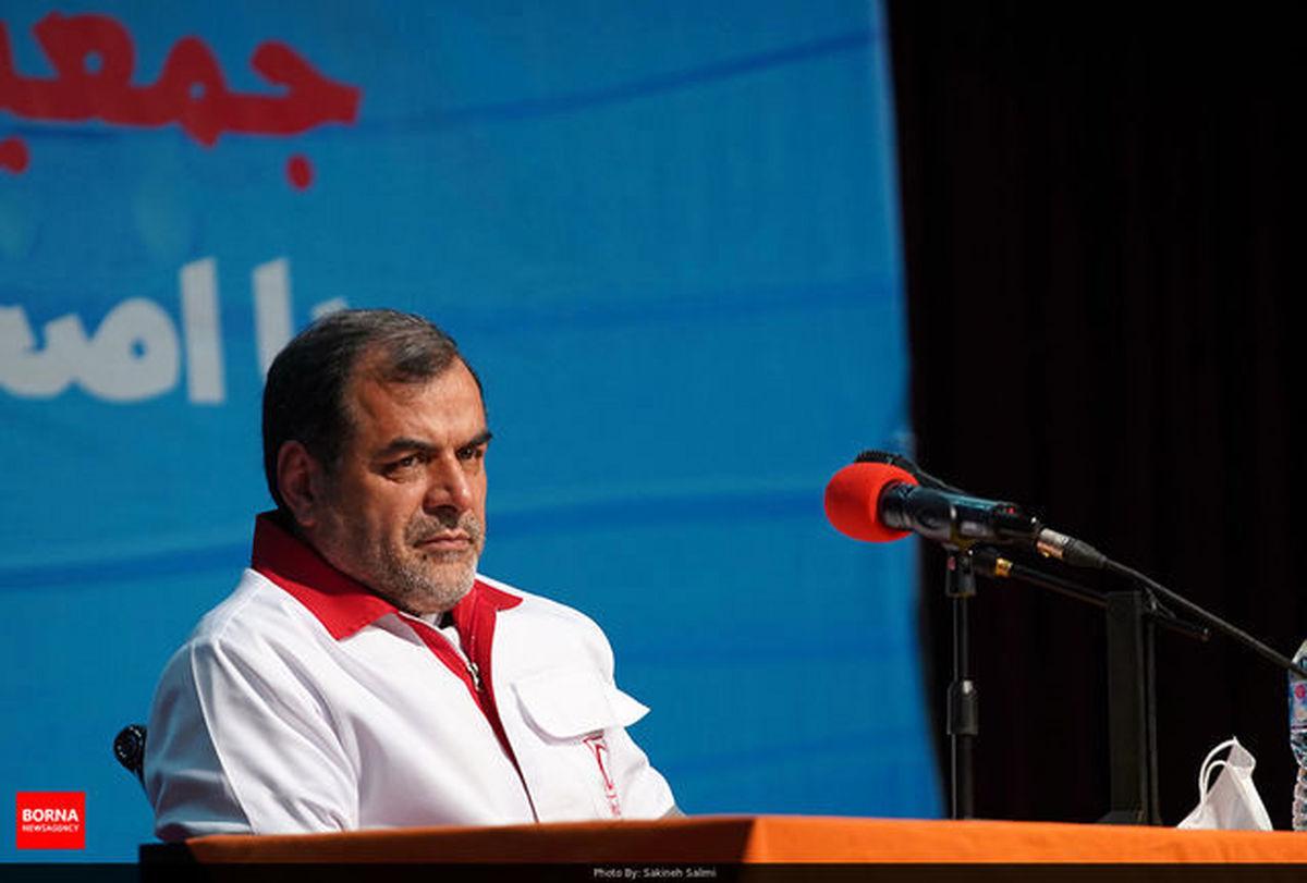واکنش سخنگوی هلال احمر به صدای انفجار مهیب در پایتخت