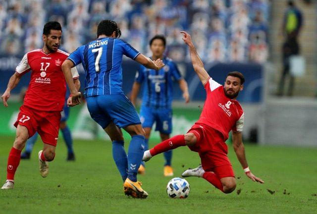 توضیح وکیل باشگاه پرسپولیس درباره عدم شکایت از قهرمان آسیا