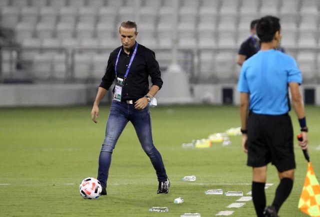 گلمحمدی، بهترین مربی لیگ قهرمانان آسیا در منطقه غرب