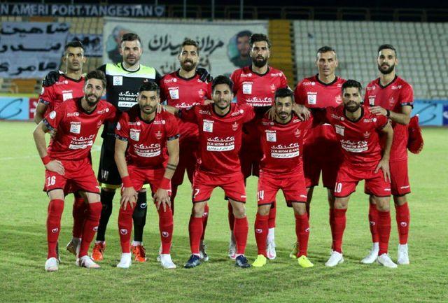 پرسپولیس، تنها تیم ایرانی در بین 100 تیم برتر فوتبال جهان