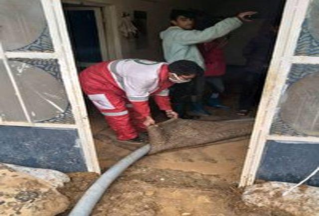 نیروهای امدادی هلال احمر ۱۲۲ نفر را در خراسان جنوبی نجات دادند