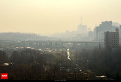 هوای تهران در وضعیت ناسالم برای گروههای حساس