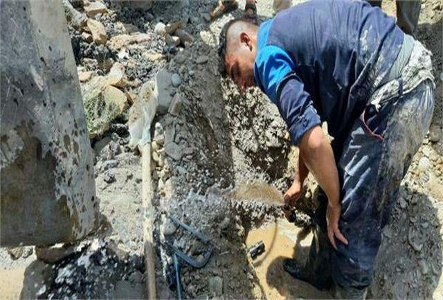 شناسایی سه هزار و 483 رشته انشعاب غیرمجاز آب در منطقه جنوب شرقی استان تهران