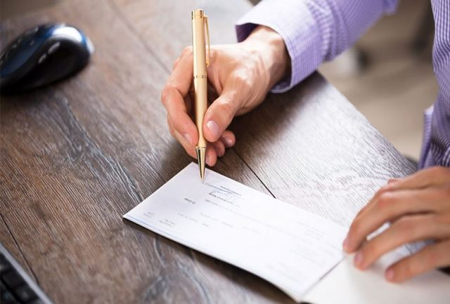 چک و جزییات اصلاح قانون صدور آن
