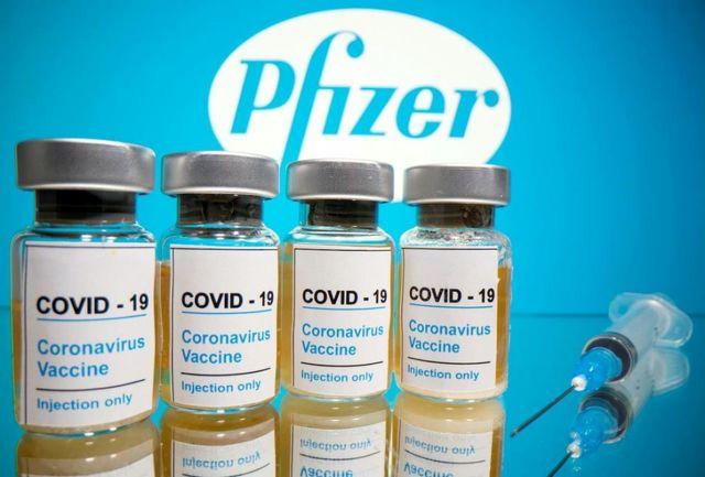استفاده ضروری از واکسن کرونای فایزر تایید شد