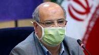 وضعیت کرونا در تهران نگران کننده است