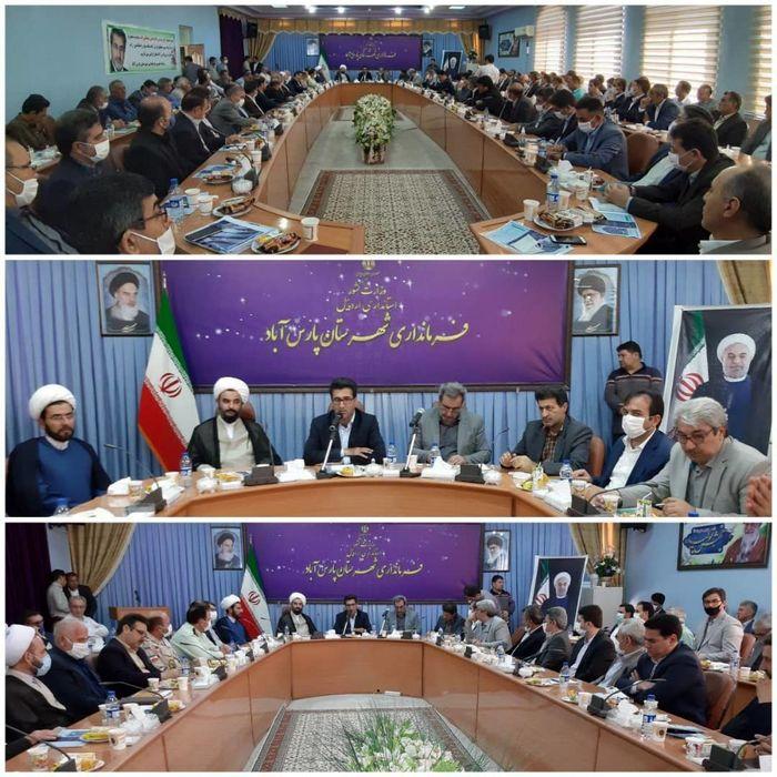 حضور نماینده محترم  پارس آباد و حومه در کمیسیون کشاورزی مجلس مباهات مردم منطقه شد