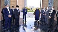 مراسم تودیع ارتش یک نفره و معارفه نماینده عالی دولت