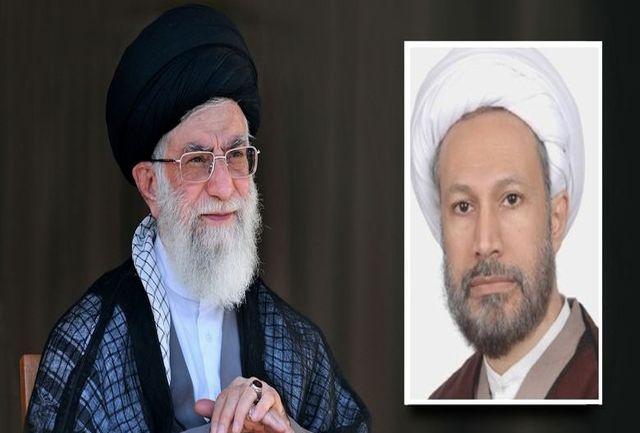 حجتالاسلام دژکام به نمایندگی ولی فقیه در استان فارس منصوب شد