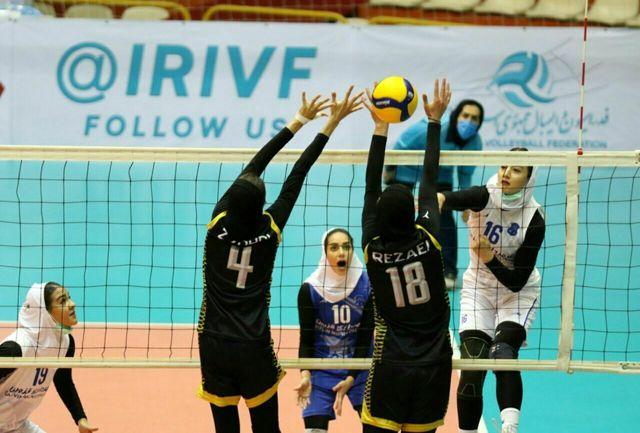 آماده باش والیبال دختران استان قزوین