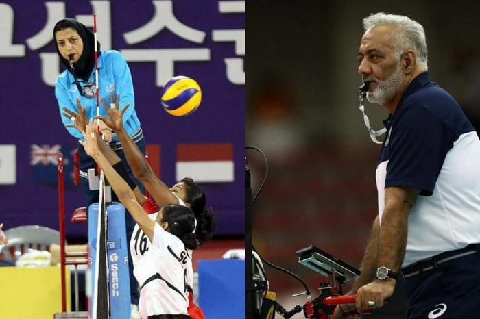 نمایندگان داوری ایران در مسابقات انتخابی المپیک معرفی شدند