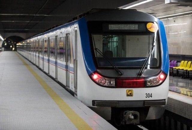 قول شرکت بهرهبرداری مترو تهران برای افتتاح ایستگاه واوان تا خرداد سال آینده