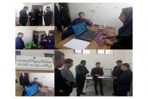 بازدید مدیرکل ورزش و جوانان استان از مرکز طب پیشگیری و ارتقا سلامت نشاط یزد