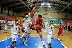 دیدار معوقه بسکتبال شهرداری قزوین امروز برگزار می شود