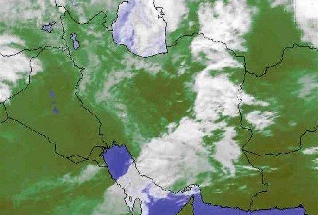 پیش بینی وضعیت آب و هوا در دوم فروردین ۹۹
