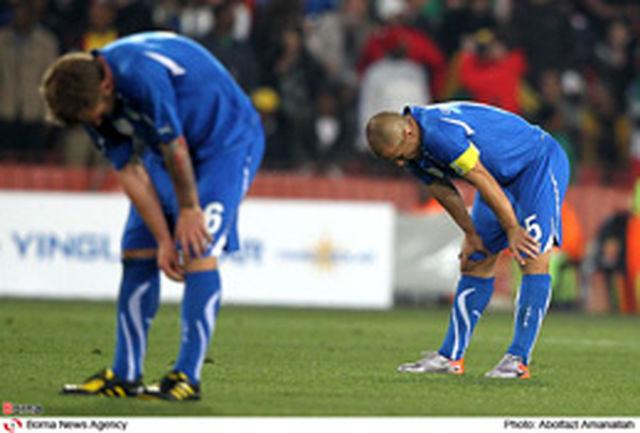 خوب، بد، زشت فوتبال ایتالیا در سال 2010