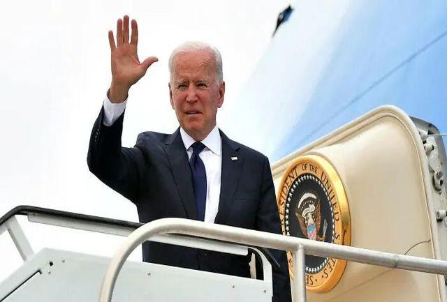 رئیس جمهوری آمریکا وارد انگلیس شد