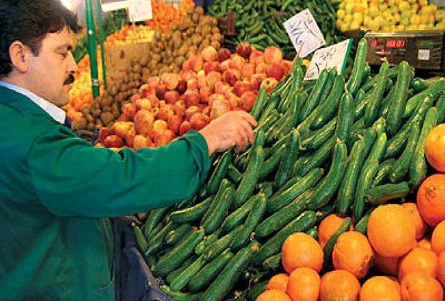 رشد قیمت 308 درصدی خیار در زمستان 99