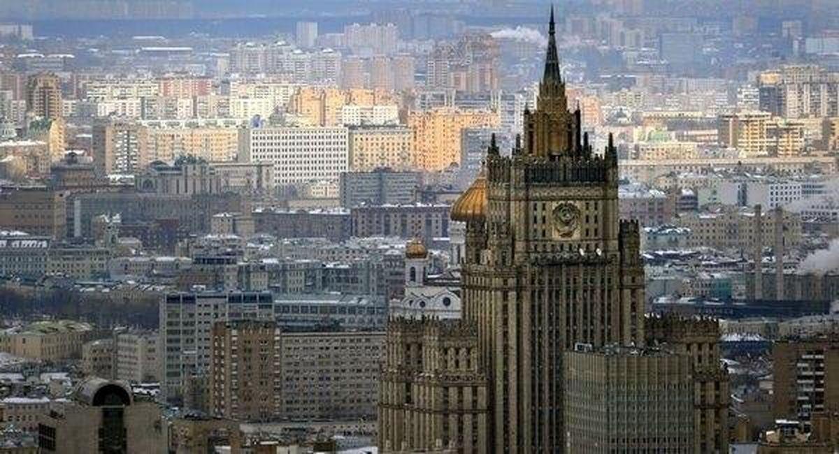 روسیه، ناو آمریکایی را زیر نظر گرفت