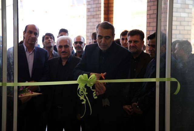ساختمان سازمان مرکزی اداری دانشگاه لرستان افتتاح شد