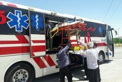 دوکشته و18 مصدوم در تصادف خونین محور خرم آباد -پلدختر/اسامی مصدومان