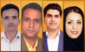 انتصاب مشاوران و مدیر روابط عمومی کانون بازنشستگان هرمزگان/سه فعال رسانه ایی استان در جمع منتصبان جدید  هرمزگان