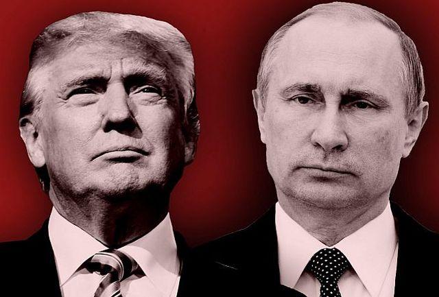 نخستین گفت و گوی تلفنی ترامپ و پوتین