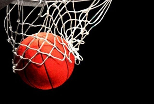 آغاز مسابقات بسکتبال لیگ دسته 2 دانشجویان دانشگاه های آزاد اسلامی در بروجرد