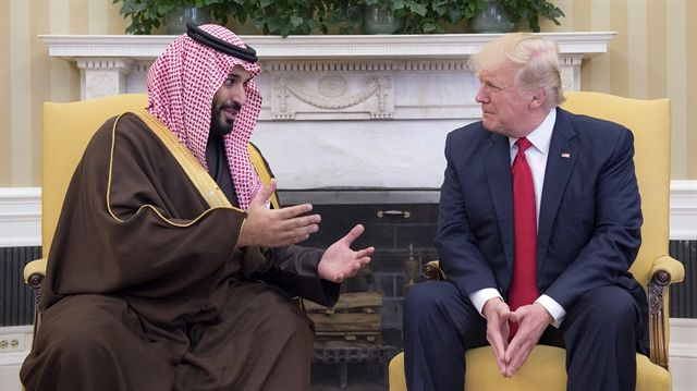 خاله بازی آمریکا با عربستان