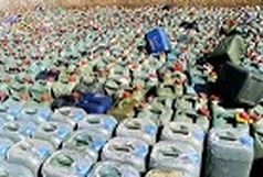 انهدام 9 باند سازمان یافته قاچاق سوخت در سیستان و بلوچستان