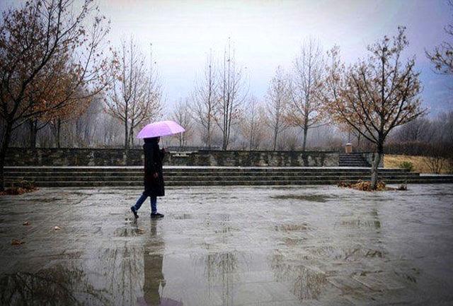 باران و مه میهمان البرزنشینان