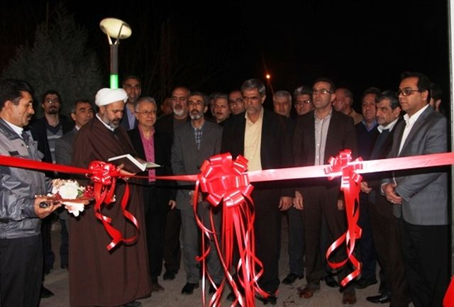 افتتاح دهمین نمایشگاه بین المللی دام و طیور در قزوین