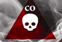 مسمومیت ۱۴ نفر با گاز مونوکسیدکربن در هفته گذشته