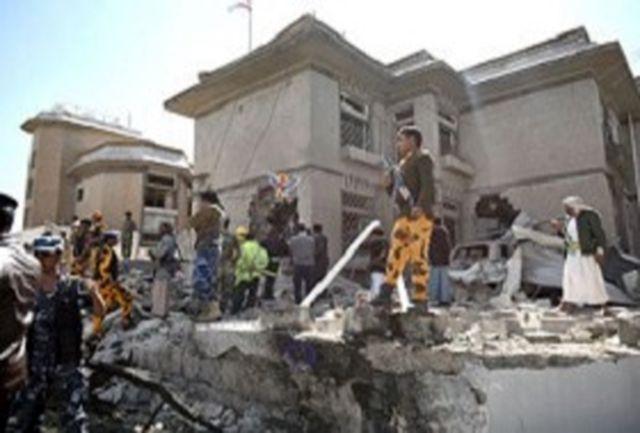 القاعده مسئولیت انفجار در برابر اقامتگاه سفیر ایران در یمن را بر عهده گرفت