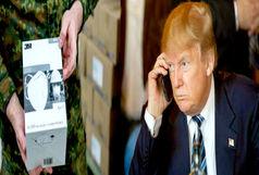 راهزنی تاجران آمریکایی در بحبوحه کرونا / وقتی ترامپ محمولههای ماسک و دستکش اهدایی را به غارت میبرد!