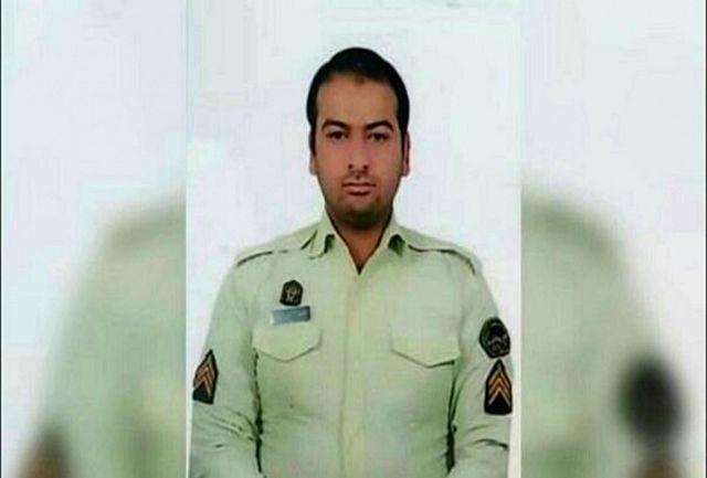 شهادت مامور نیروی انتظامی در زاهدان