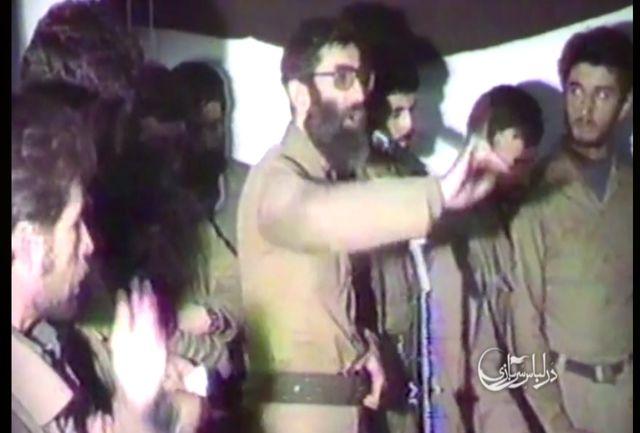 «در لباس سربازی» مستندی از روزهای جنگ به روایت رهبری/ ببینید