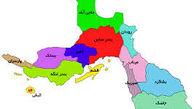 آخرین و جدیدترین رنگ بندی کرونایی استان هرمزگان