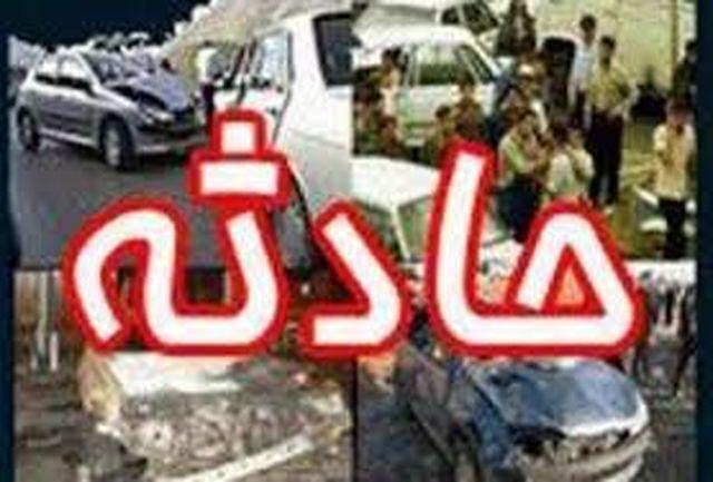 جان باختن سه نفر در محور تبریز-آذرشهر