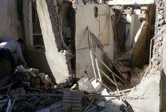 فوت یک نفر بر اثر انفجار گاز در شهر قدس