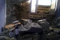 ۳ واحد مسکونی منطقه نفتک دچار آسیب جدی شدند+ببینید