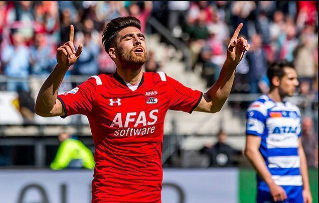 قوچاننژاد و جهانبخش بازیکنان برتر آسیا در لیگ هلند