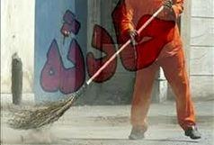 کارگر خدمات شهری آبادان بر اثر تصادف کشته شد+فیلم