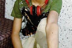 انتشار تصویر نوجوان دست فروش تبعه افغان ( جهت شناسایی)