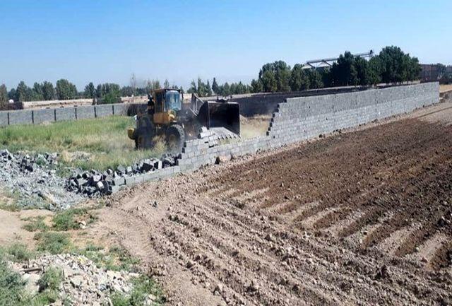 جلوگیری از تغییر کاربری اراضی کشاورزی و باغی استان سمنان