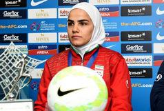 فرشته کریمی: توجه امام راحل(ره) به ورزش وظیفه ورزشکاران نسل جدید را سنگینتر میکند