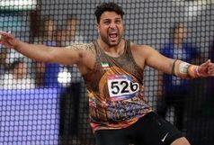 نایب قهرمان المپیک درجزیره کیش برای توکیو آماده می شود