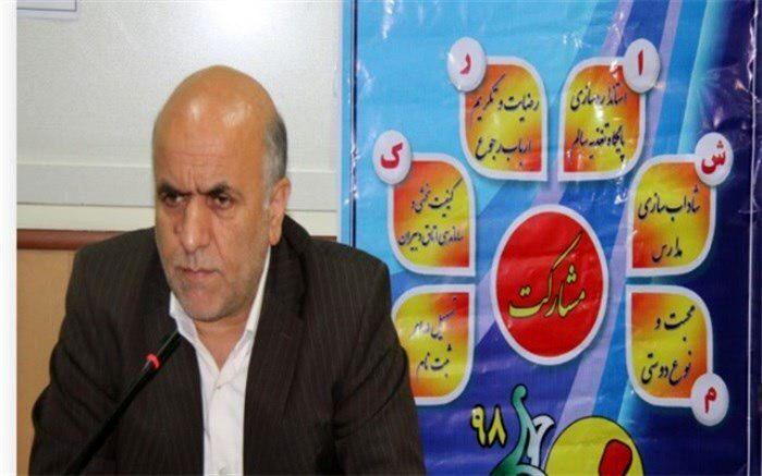 اجرای پروژه مهر آموزش و پرورش شهرستان اسلامشهر با کلید واژه مشارکت