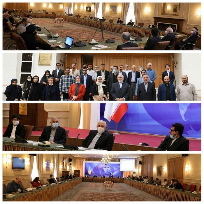 دیدار نمایندگان موسسات خیریه بینالمللی با وزیر امور خارجه